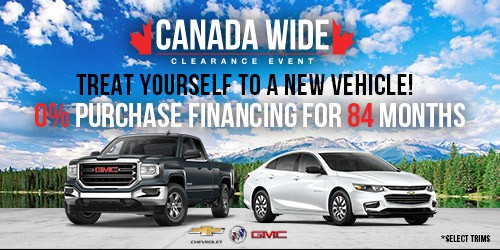 Canada-Wide Clearance Event