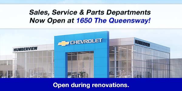 Renovations Announcement