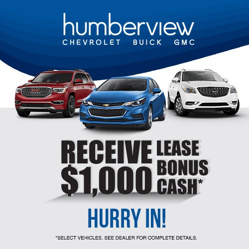 Lease Cash Bonus EXTENDED