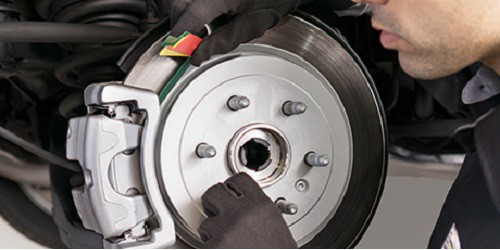 ACDelco®  Advantage Ceramic Front Brake Pads Deal