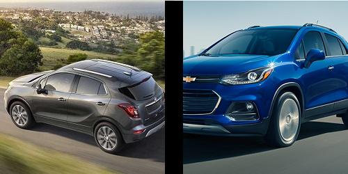Chevrolet Trax & Buick Encore Winter Tire Package