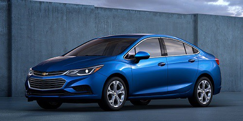 Chevrolet Cruze Winter Tire Packages
