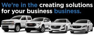 GM commercial and fleet vehicles in Toronto