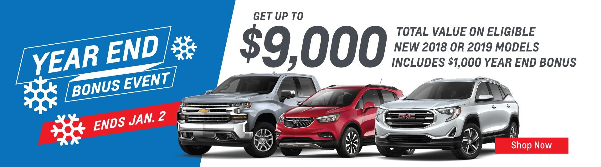 Humberview Chevrolet Buick GMC Sales in Etobicoke