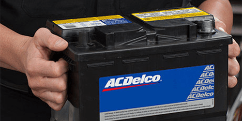 ACDelco® Battery Special