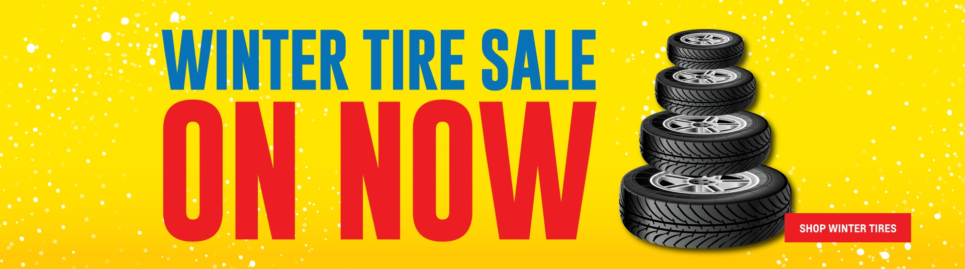 Winter Tires for Sale in Toronto