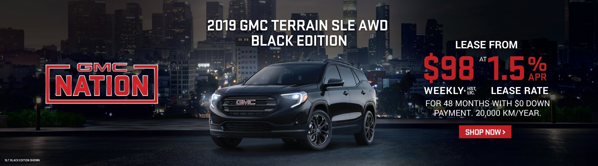New 2019 GMC Terrain Sales in Toronto