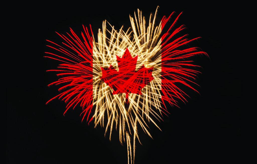 Toronto Canada Day 2019 Celebration