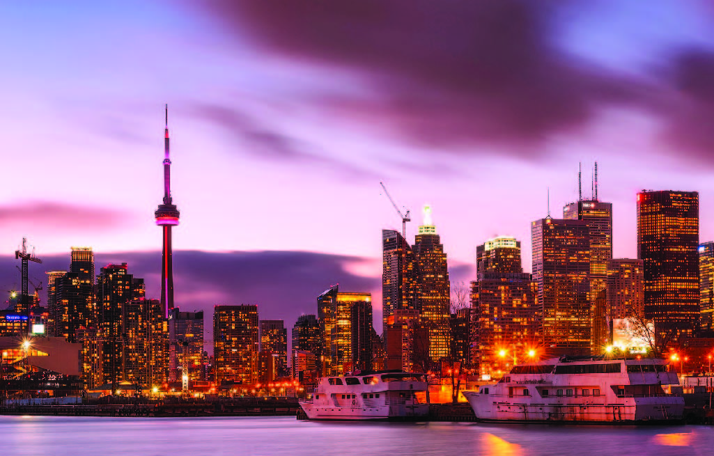 Canada Day Toronto Cruise
