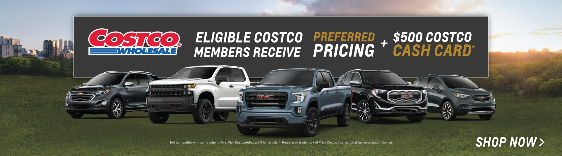 Humberview GM Costco Preferred Pricing Event In Etobicoke