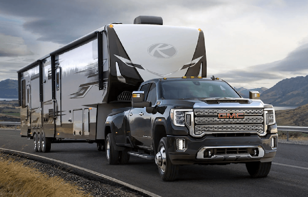 2020 GMC Sierra HD Trailering System and High-Level Towing Capacity