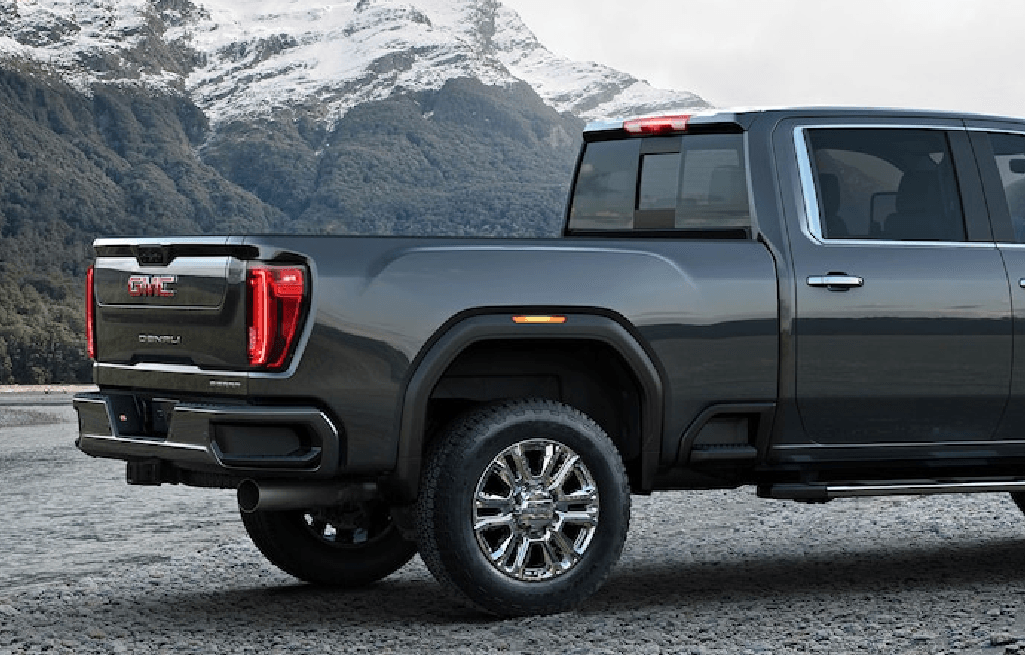 2020 GMC Sierra HD Cargo Capabilities