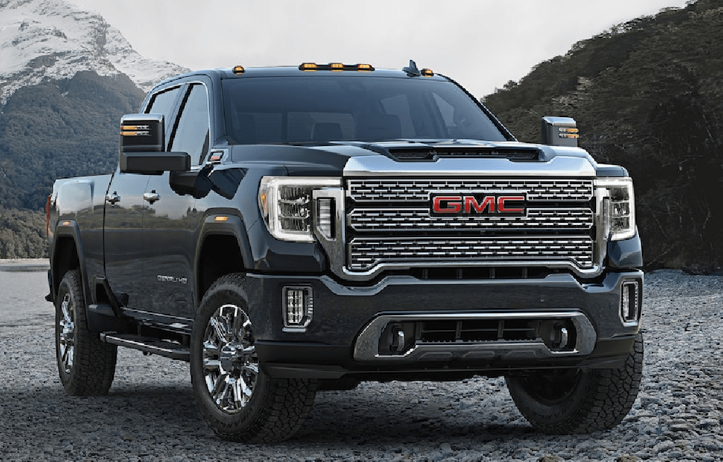 First Ever 2020 Sierra Heavy Duty AT4