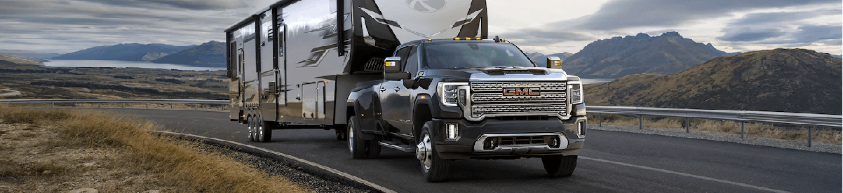 All-New 2020 GMC Sierra HD