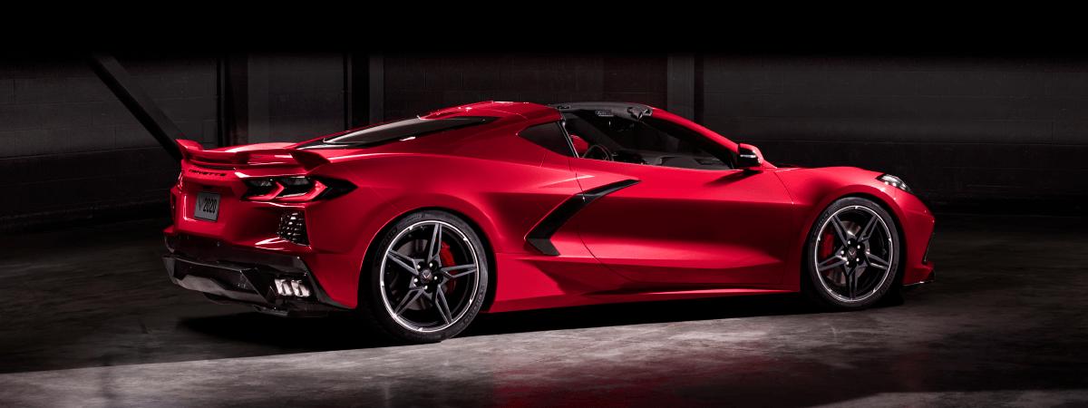 All-New 2020 Chevrolet Corvette Stingray