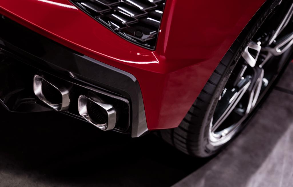 2020 Chevrolet Corvette C8 Power