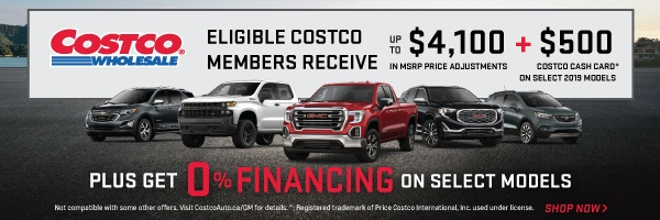 Humberview GM Costco Preferred Pricing Event In Etobicoke