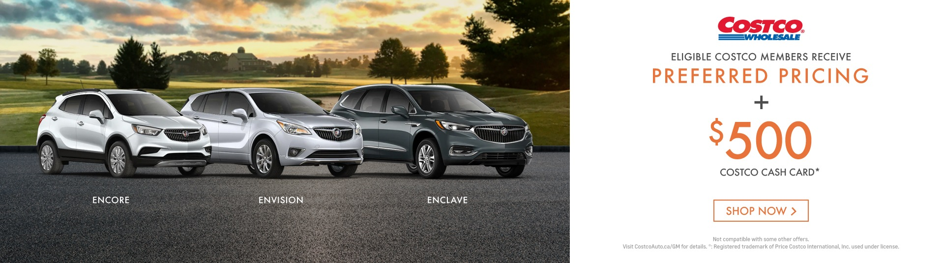 2019 Buick SUVs Offer in Etobicoke