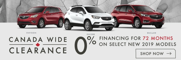 Humberview Buick Clearance Event in Etobicoke