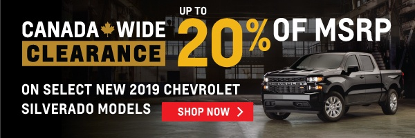 Humberview Chevrolet Clearance Event in Etobicoke