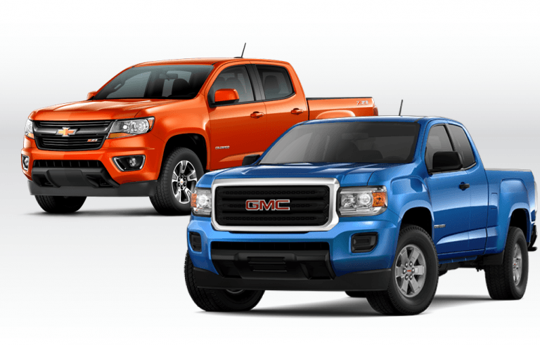 Best GM Small Pick-up Truck for Your Needs