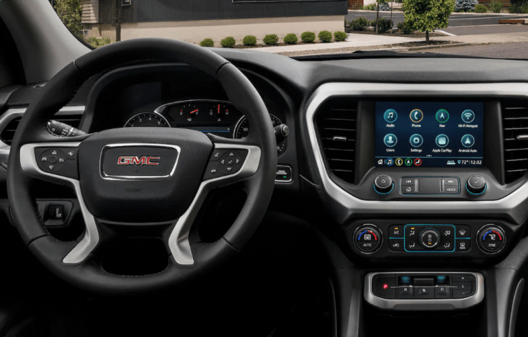 What's New with the 2020 GMC Acadia and Terrain?