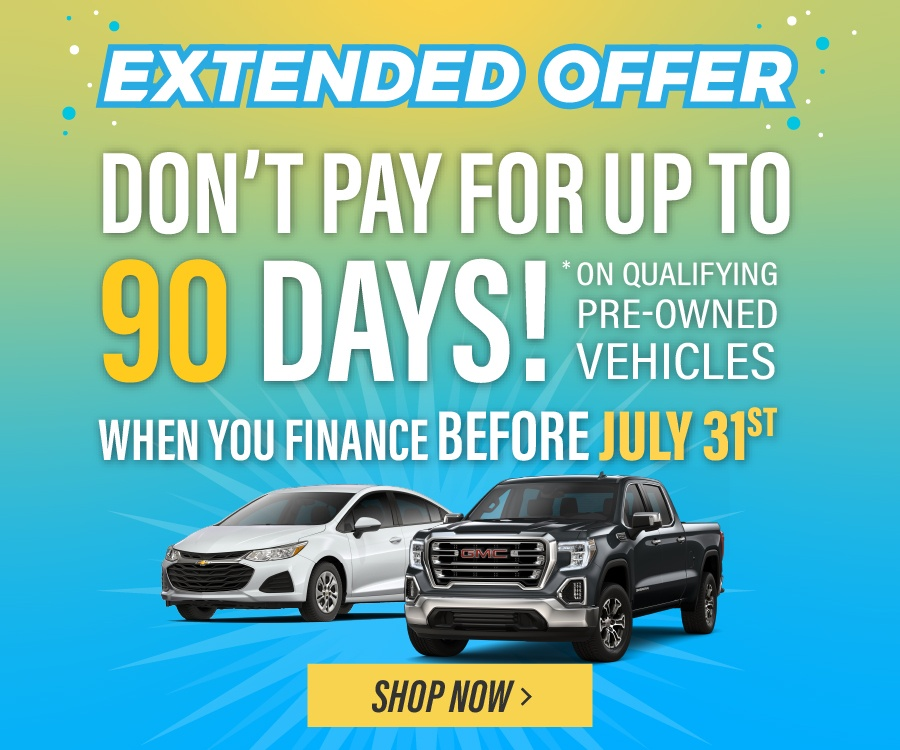 Humberview Chevrolet Buick GMC Used Inventory Offer