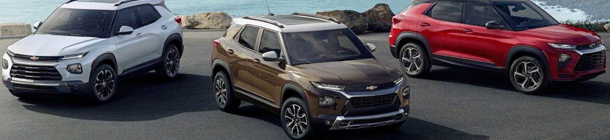 Customize Your Drive with the 2021 Chevrolet Trailblazer