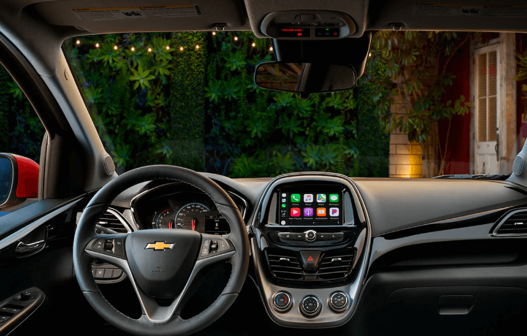 Commuting Made Easy with the 2020 Chevrolet Spark