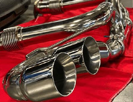 Performance Exhaust
