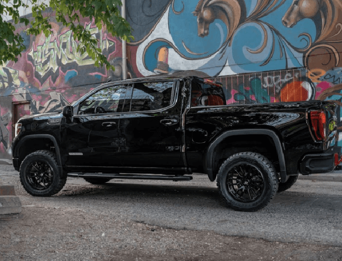 Lift Kits and Suspension