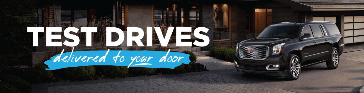 Humberview GM Test Drive From Home Program