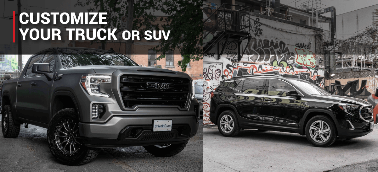 Aftermarket Trucks & SUV Products