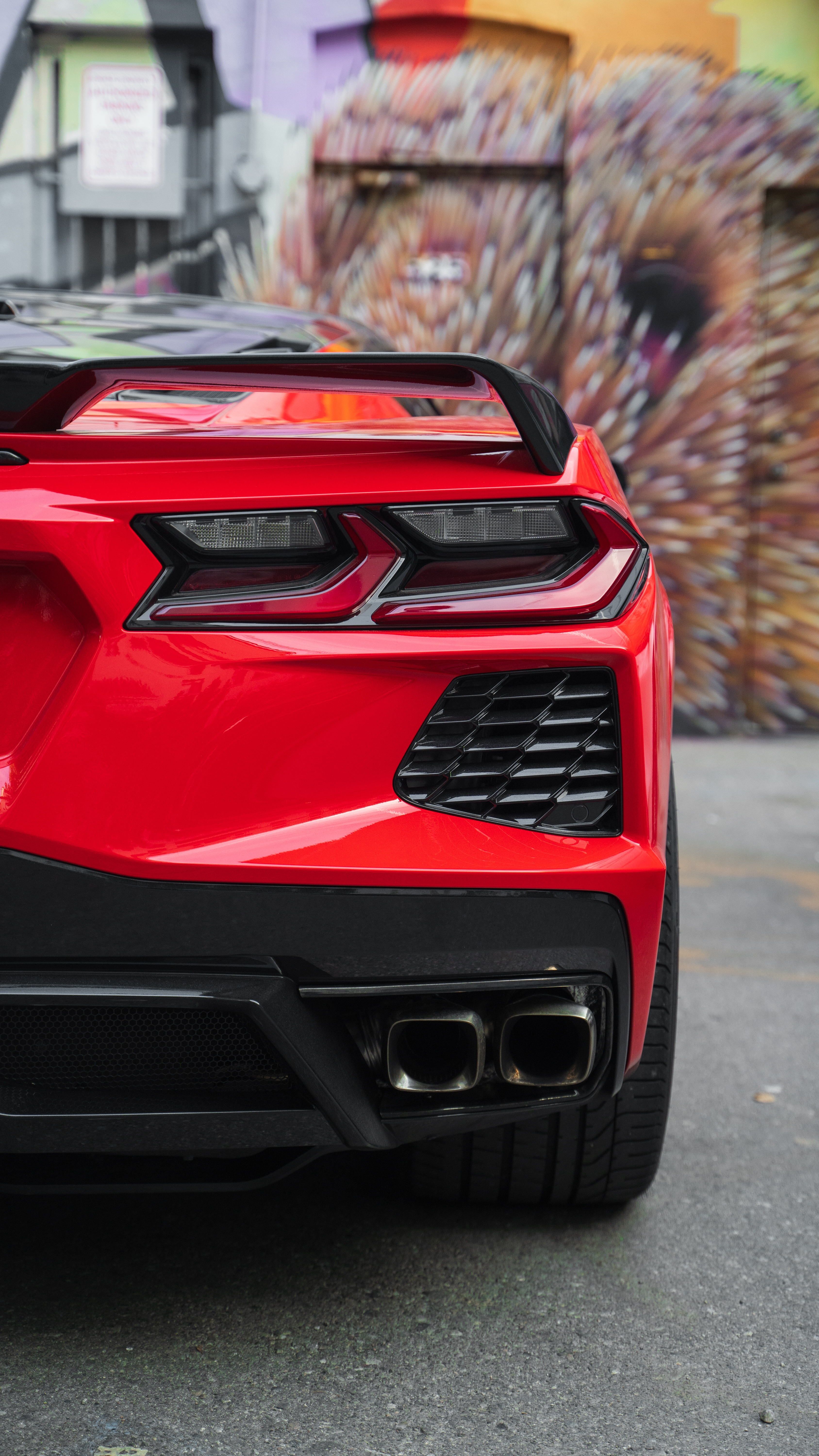 C8 Corvette Hennessey Stainless Steel Cat-back Exhaust