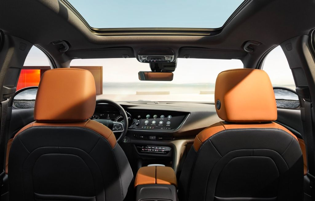 Style and Sophistication in the City: The 2021 Buick Envision
