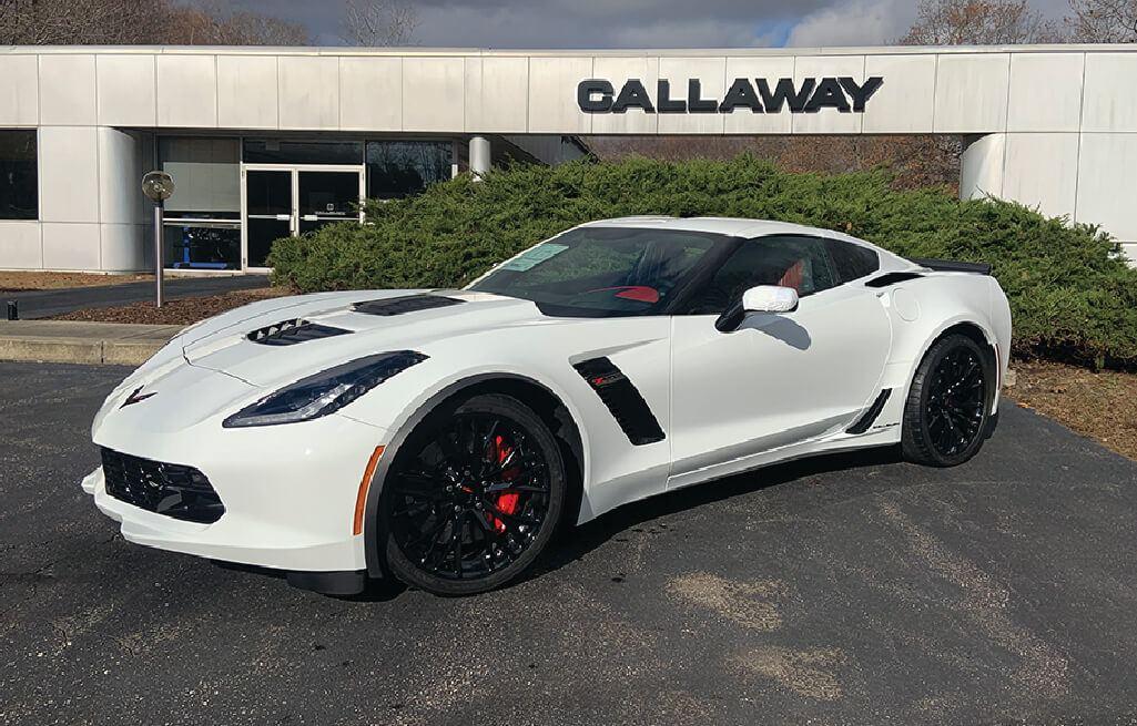 Callaway Corvette C7 757