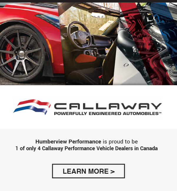 Callaway Cars and Trucks in Toronto