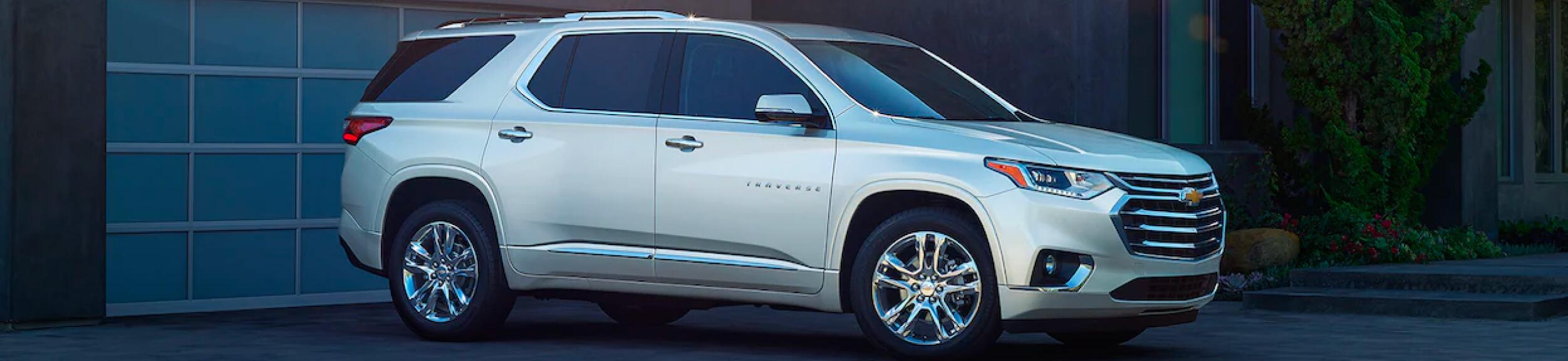 Are You Ready for What's Next? The 2022 Chevrolet Traverse
