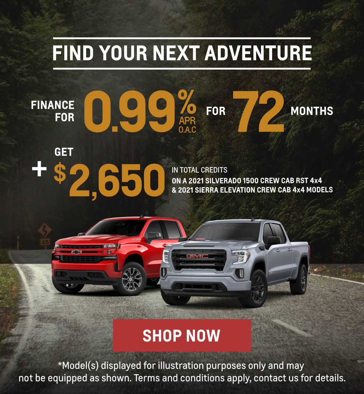 GM Truck Nation in Etobicoke - Humberview Chevrolet Buick GMC